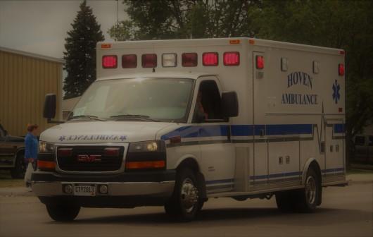 Parade - Ambulance