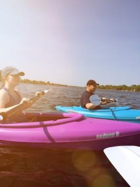 Sunlight Kayak