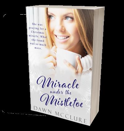 Miracle Under the Mistletoe Transparent
